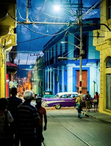 Chevrolet 57 bel-Air, Santiago de Cuba, Cuba