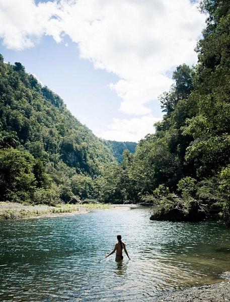 Canyon de Yumuri, Baracoa, Cuba