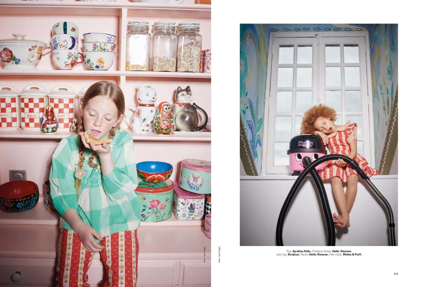 Anaïs Kugel <br>Milk magazine <br>In Wonderland