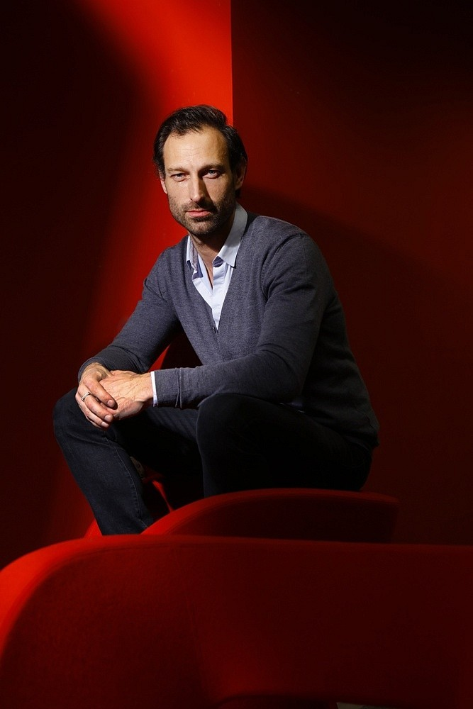 Christophe Boulze | Portrait