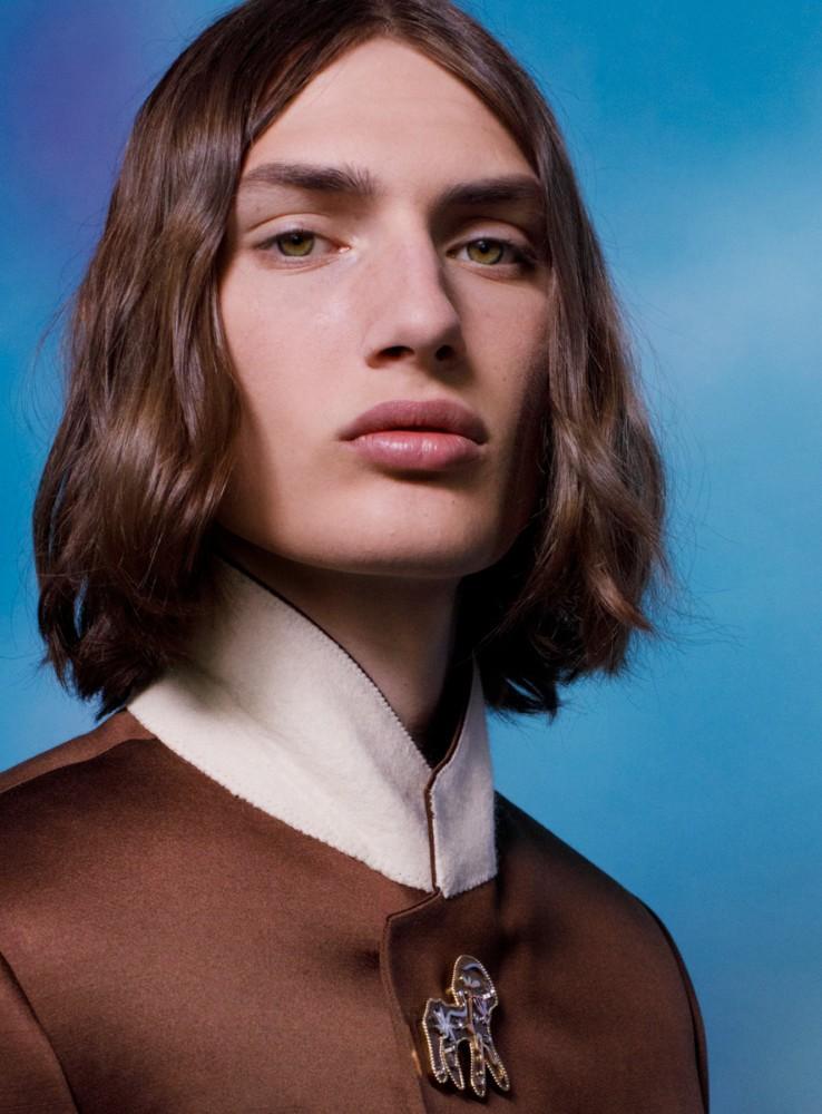 Olivier Rose <br>Dior Summer 22 Men's show